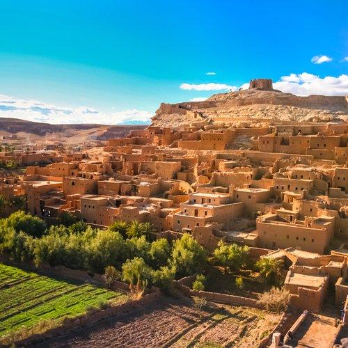 NRV: Magisch Marokko