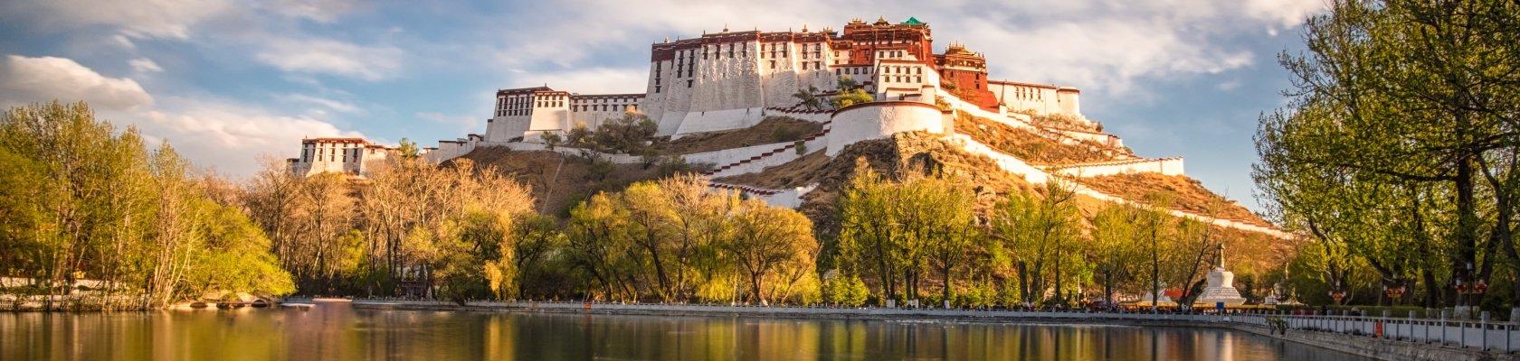 Potala Paleis, Tibet