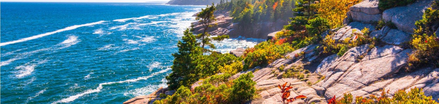Acadia Nationaal Park