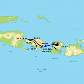 Bali & Lombok - 15 dagen - privéreis | NRV