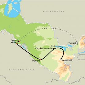 Groepsreis Klassiek Oezbekistan