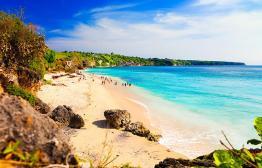 Bekijk de zuidkust van Bali