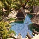 Zwembad 1 RamBenoa Indonesië