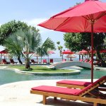 Zwembad 2 RamBenoa Indonesië