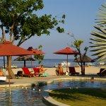Zwembad 4 RamBenoa Indonesië