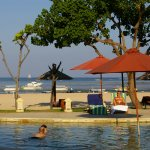 Zwembad 6 RamBenoa Indonesië