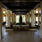 Lobby  Mercure Sanur Indonesië