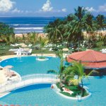 Zwembad Eden Resort Beruwela Sri Lanka