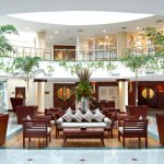 Lobby Eden Resort Beruwela Sri Lanka