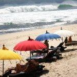 Strand Indonesië