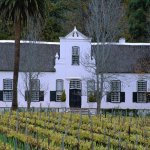 Wijnhuis Zuid-Afrika