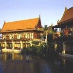 Overzicht Anantara Resort Hua Hin Thailand
