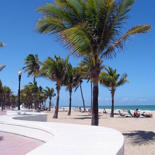 USA Florida Fort Lauderdale