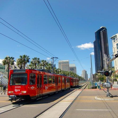 San Diego aansluiting spots