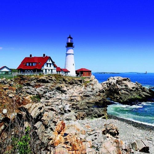 NRV: Rondreis Amerika - Ontdek New England