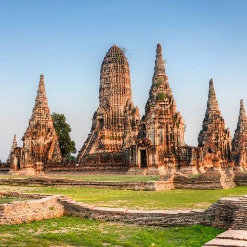 Ongerept Thailand & Cambodja
