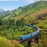 Trein naar Bandarawela