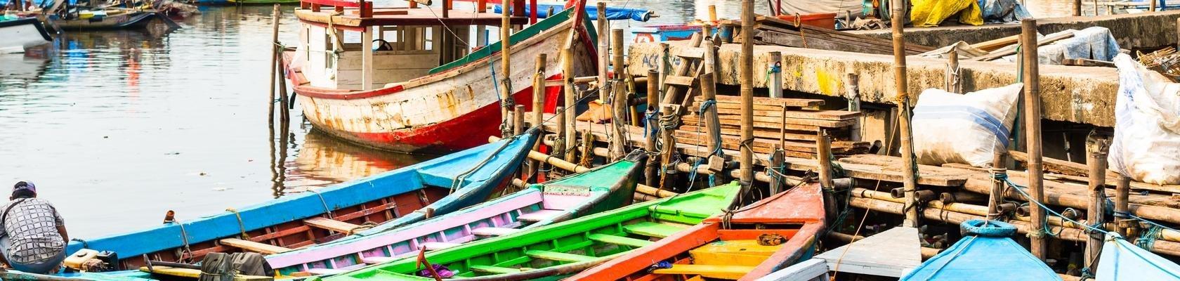 Wandelen door Old Batavia & Sunda Kelapa