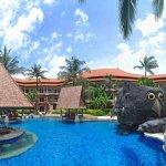 zwembad Ramada Benoa