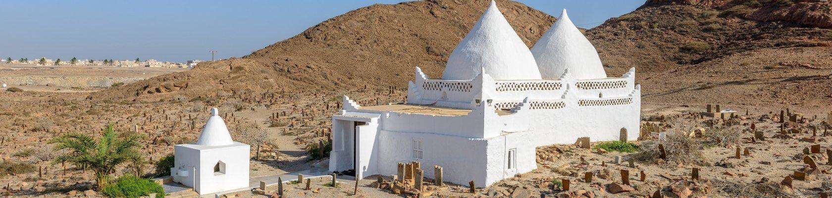 Bin Ali's tomb, Salalah