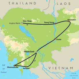 Avontuurlijk Cmbodja
