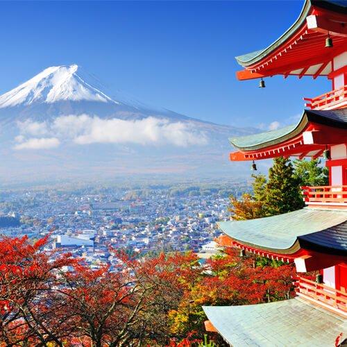 Japan Compleet