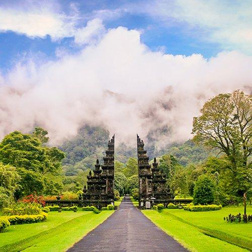 Sumatra & Bali