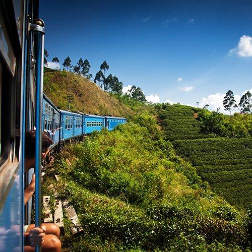 Relaxt door Sri Lanka afbeelding