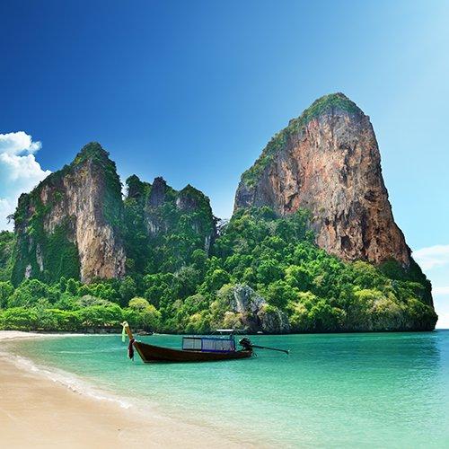 Relaxt Zuid-Thailand