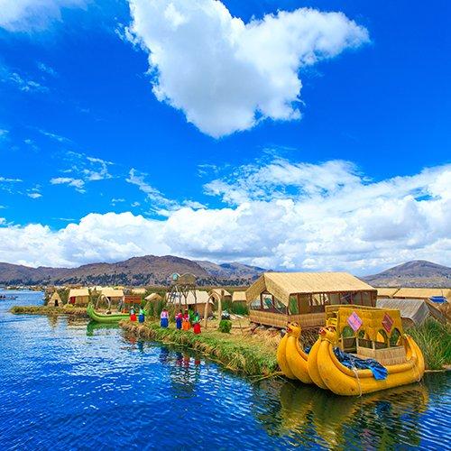 Relaxt door Peru