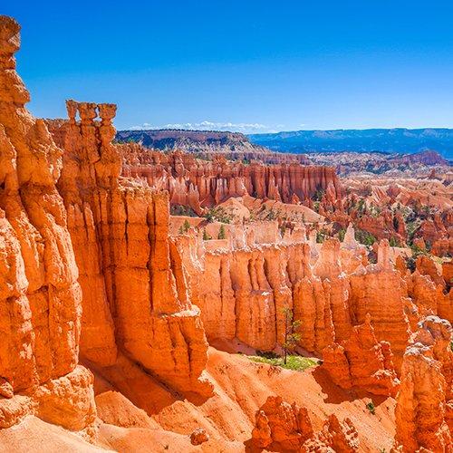 Nationale Parken van het Westen