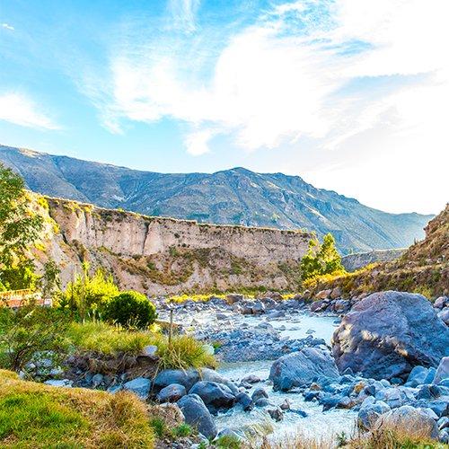 Wonderen van Ecuador & Peru