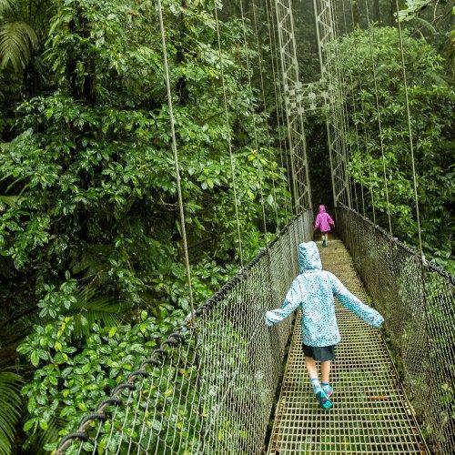 NRV: Family Fun Costa Rica per 4WD