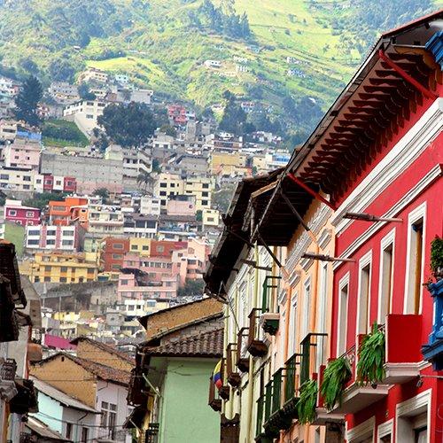 Ecuador Compleet