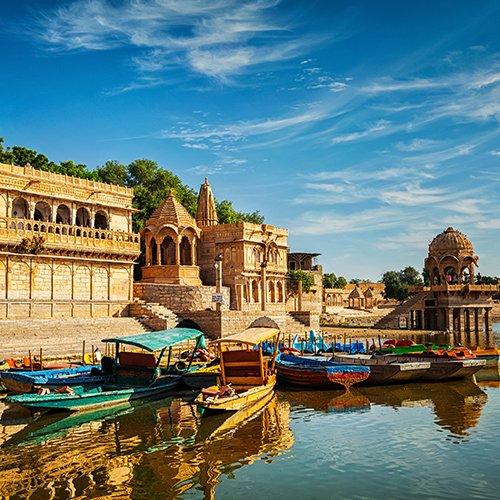 Land van de Maharadja's