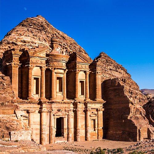 Sprookjesachtig Jordanië, incl. huurauto