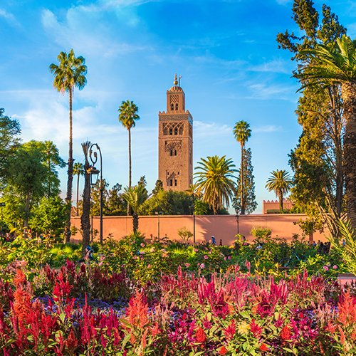 Twee Gezichten van Marokko
