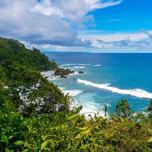 Nationale Parken van Costa Rica