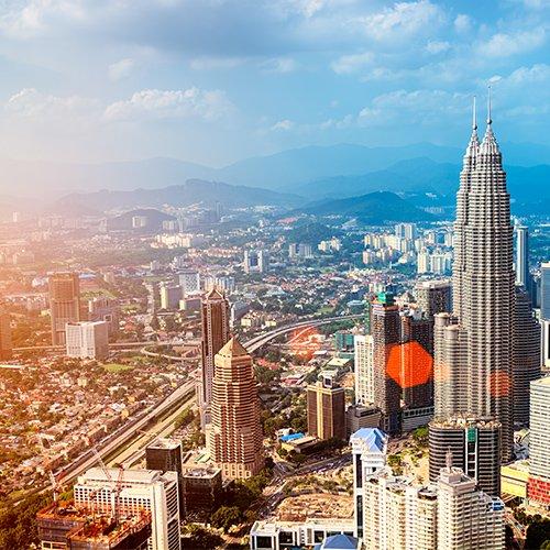 NRV: Hoogtepunten van Maleisië, incl. huurauto