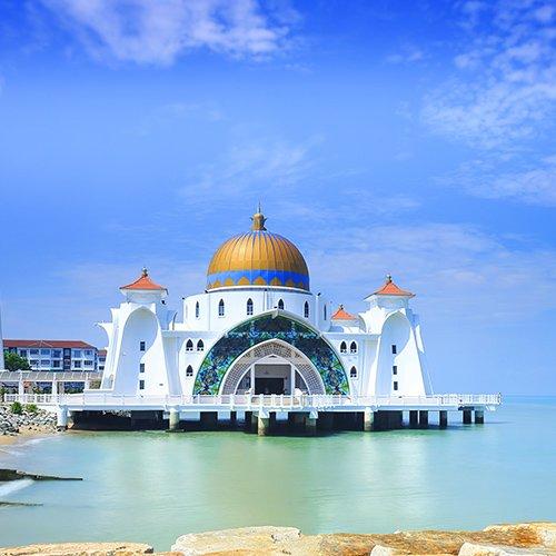 NRV: Klassiek Maleisië, incl. huurauto
