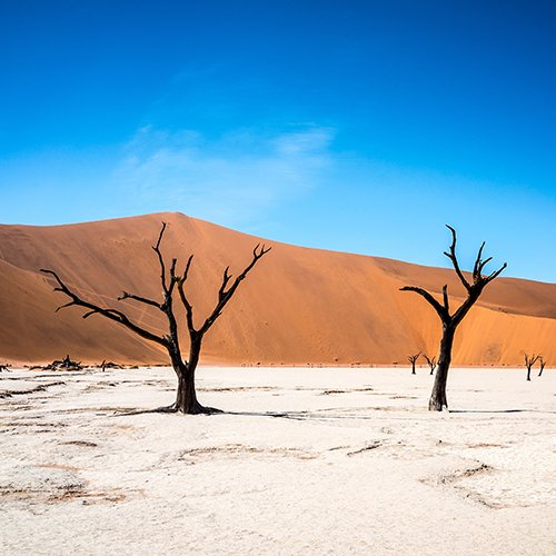 Namibië Compleet