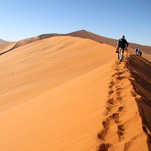 Eindeloos Namibië