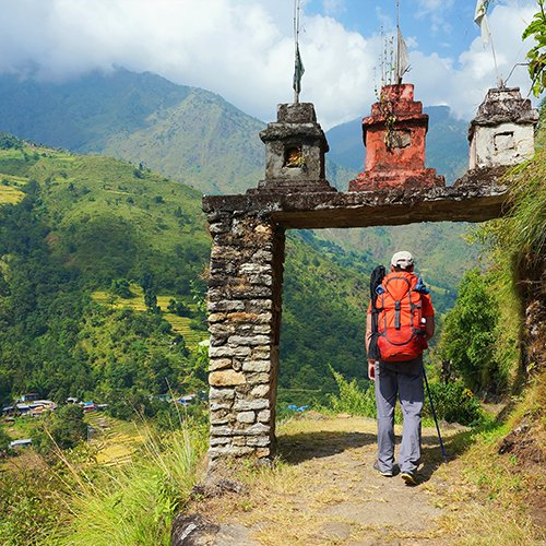 Avontuurlijk Nepal