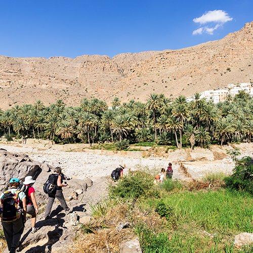 NRV: Avontuurlijk Oman