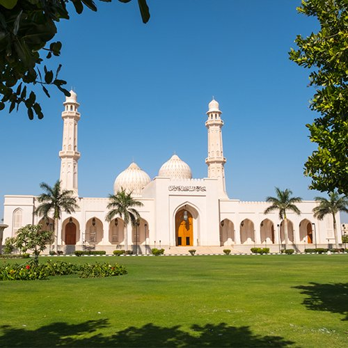NRV: Bijzonder Oman & Salalah