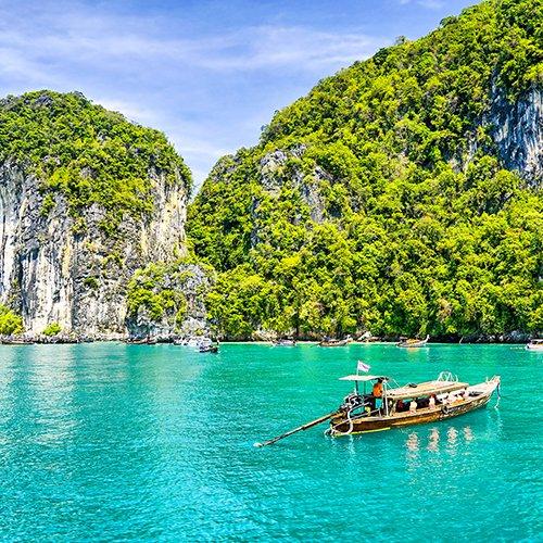 Beste van Zuid-Thailand & Phuket