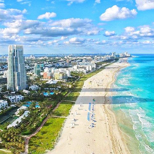 NRV: Rondreis Amerika - Panoramisch Florida vanaf Miami