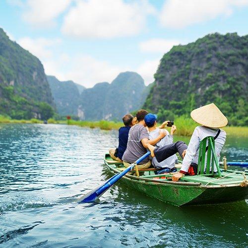 NRV: Ontdekkingsreis door Vietnam