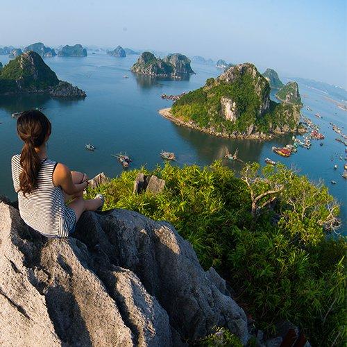 Thuis in Vietnam