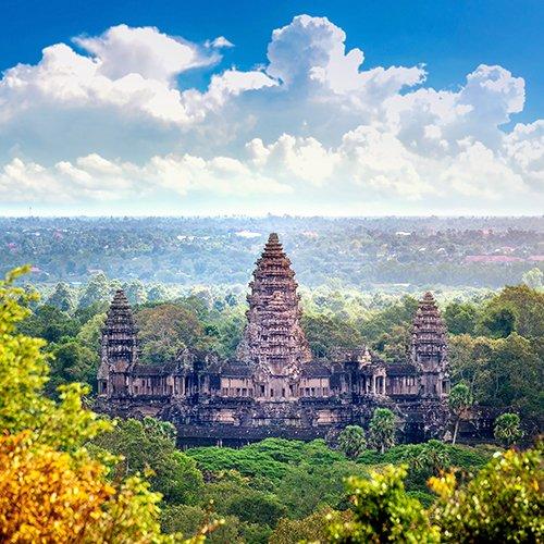 Cambodja & Zuid-Vietnam
